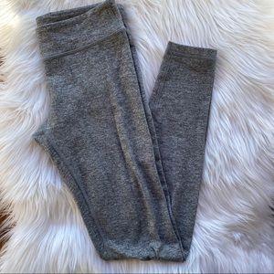 [Ivivva] Gray Full Length Leggings - Size 12
